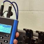 Teste Bomba Medidor Ultrassônico - Método CLAMP