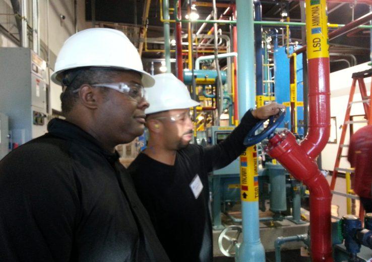 Treinamento Mantenedor e Operador de Refrigeração por Amônia