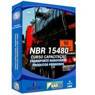 Curso Transporte Rodoviário de Produtos Perigosos NBR 15480
