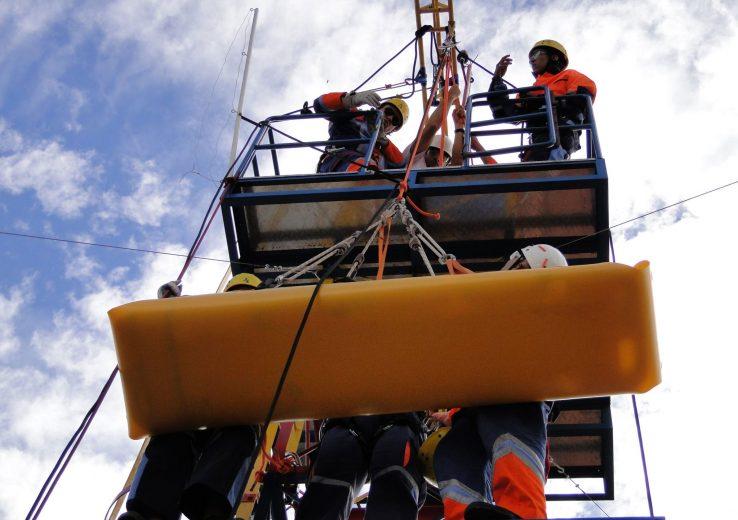 Treinamento Trabalho e Resgate em Altura na Construção Civil