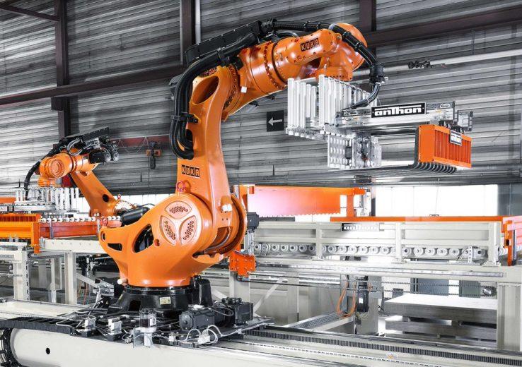 Relatório de Célula Robotizada