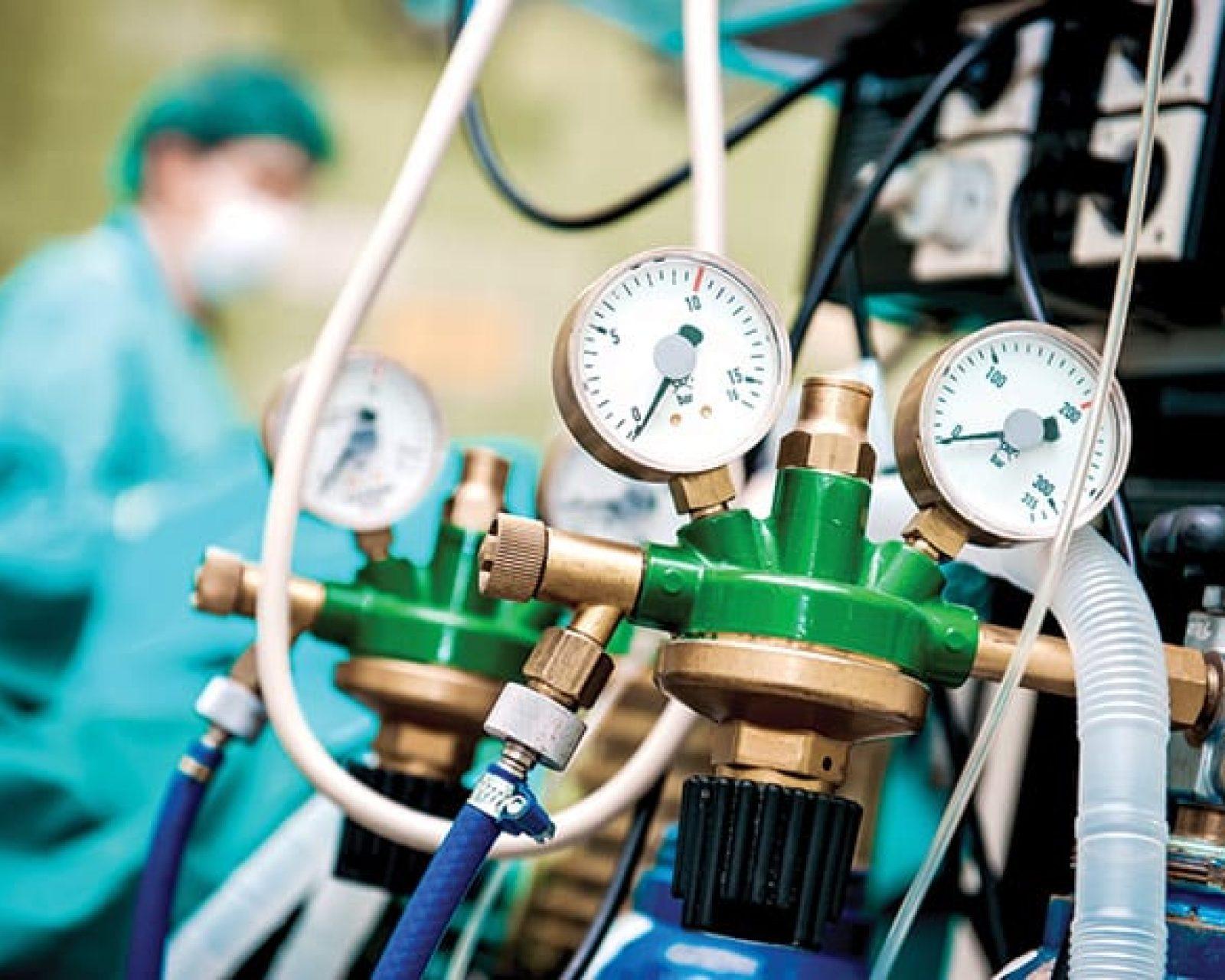 Curso Operação e Utilização de Cilindros de Gases Medicinais