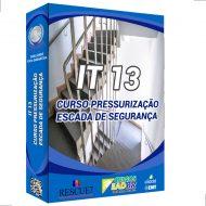 IT 13 Pressurização de Escada