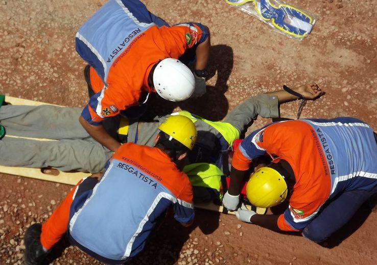 3301 - Treinamento Sobre os Riscos, as Medidas de Controle, de Emergência e Salvamento em Espaços Confinados – Continuado