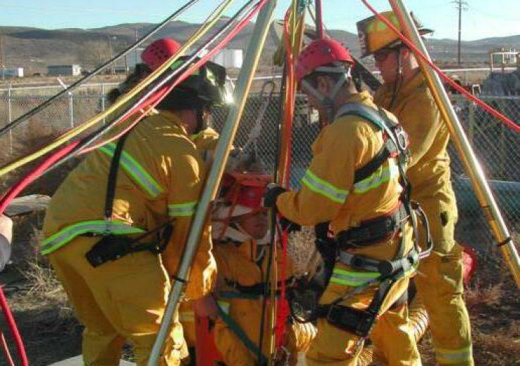 Treinamento Resgate em Altura NR 35 e NR 33