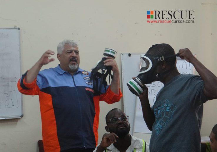 Treinamento PPR Programa Proteção Respiratória