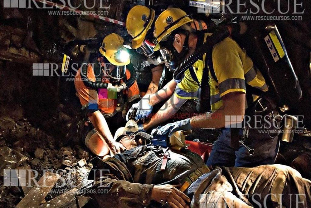 Treinamento de Emergências Químicas na Mineração