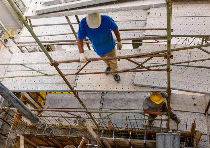 1803 - Treinamento para Empregados Envolvidos na Montagem e Desmontagem de Andaimes