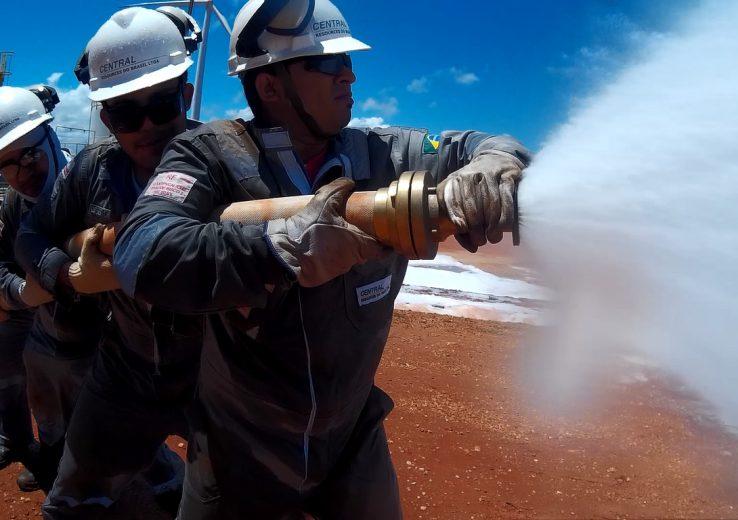 Treinamento Brigada de Emergência Ambiental NR 36