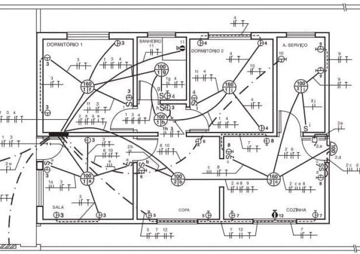 Diagrama Unifilar
