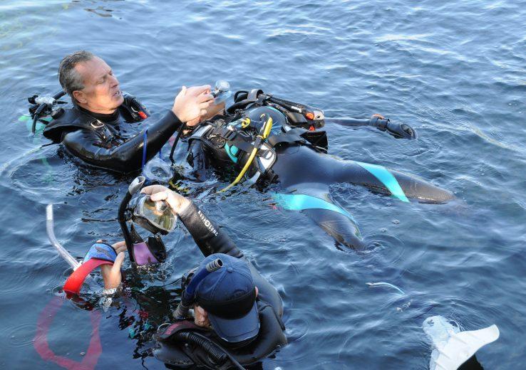 Treinamento Emergência Aquáticas
