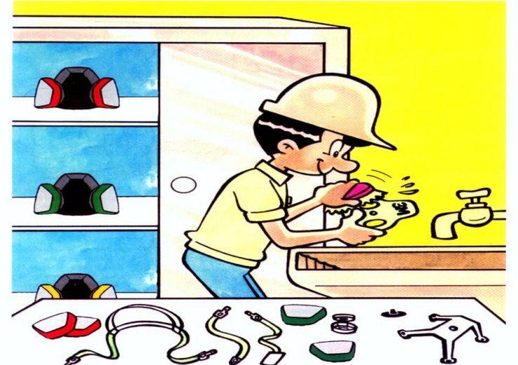 Curso Higienização Uso e Guarda de E.P.I.
