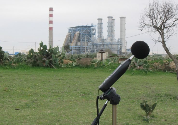 Inspeção Ruido Ambiental CETESB