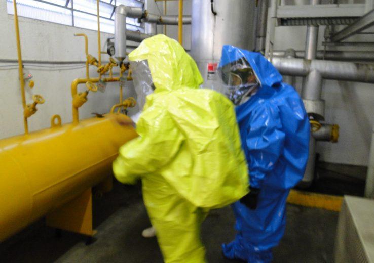 Treinamento Emergência Química- Hazmat