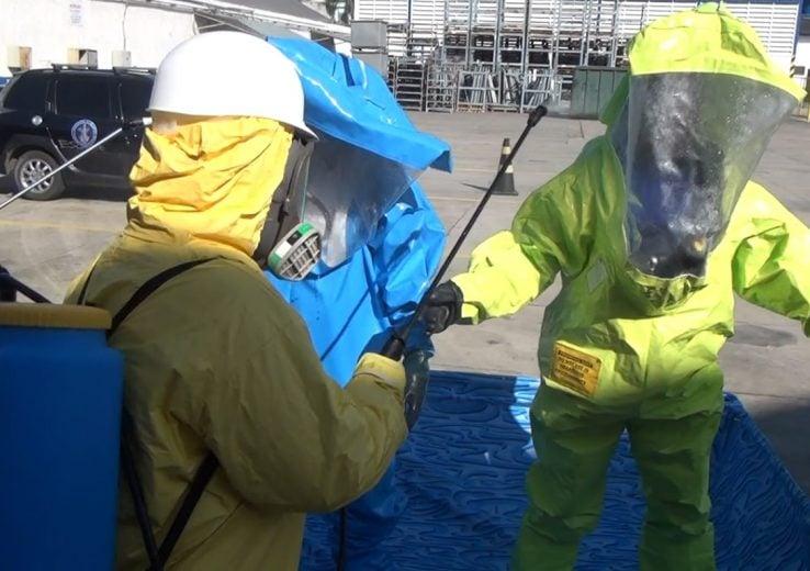 Treinamento Operação e Emergência com Amônia